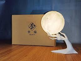 shizhen Humidifiers 880ML Ultrasonic Moon Air ... - Amazon.com