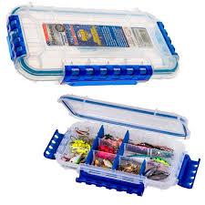 <b>Коробка рыболовная пластмассовая</b> Flambeau Waterproof TT 3 ...