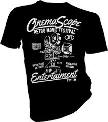 2019 New Fashion Men Tee Shirt <b>Cinema Scope</b>, <b>Movie</b>, Camera ...