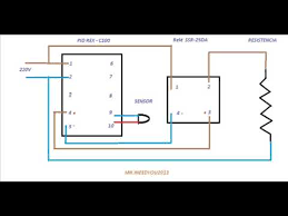 pid rex c100 connecting problems this diagram is wired as if pins 4 and 5 have a dc output