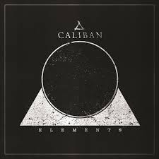<b>Caliban</b> - <b>Elements</b> (black <b>LP</b>+CD & <b>LP</b>-Booklet)