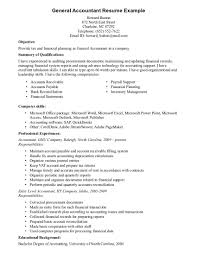 cover letter sample resumes s sample resume s cover letter objective for resume s associate writing sample examples general accountant examplesample resumes s extra