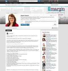 linkedin summaries for job seekers linkedin profile page example