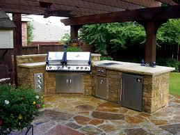 Outdoor Patio Kitchen Cheap Outdoor Kitchen Ideas Hgtv
