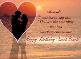 ROMANTIC BIRTHDAY CARD FOR WIFE | Happy-Birthday-Greetings-Cards ... via Relatably.com