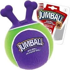 <b>Игрушка GiGwi Jumball Big</b> Ball Is a Good Ball мяч с захватом для ...