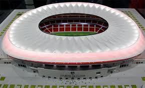 Nombre nuevo estadio Atlético de Madrid