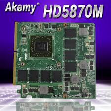 AKemy <b>G73_MXM HD5870</b> 216 0769008 Video Card For ASUS ...
