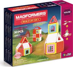 <b>Magformers</b> Магнитный <b>конструктор Build</b> Up Set — купить в ...