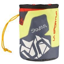 <b>Мешочек</b> для магнезии <b>LaSportiva</b> Skwama Chalk Bag - купить в ...