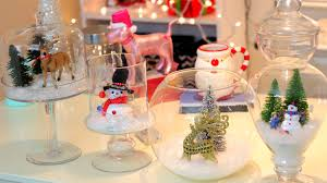 Small Picture DIY ChristmasWinter Room Decor Christmas Jars YouTube