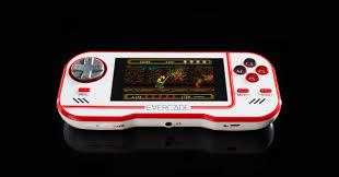 Evercade <b>Retro Handheld</b> Console Review: Portable <b>Gaming</b> Joy ...