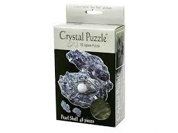 <b>3D Пазлы Crystal Puzzle</b> Жемчужина черная 90321
