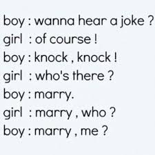 Sweet knock, knock joke | Love | Pinterest | Knock Knock Jokes ... via Relatably.com
