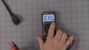 ZOTEK ZT111 Palm Size <b>Digital</b> Multimeter 35524te - YouTube
