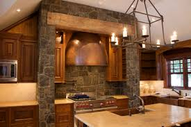 amazing exposed white stone wall with rustic wooden rack also white sofas and wooden table amazing wooden chandelier