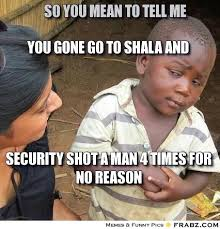 So you mean to tell me... - Skeptical African Boy Meme Meme ... via Relatably.com