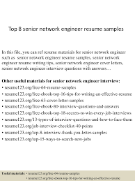 topseniornetworkengineerresumesamples conversion gate thumbnail jpg cb