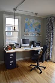 excellent home office track lighting artistic home office track