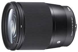 <b>Объектив Sigma</b> AF 16mm f/1.4 DC DN Contemporary <b>Sony</b> E ...