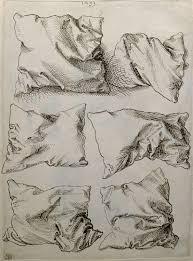 albrecht d atilde frac rer essay heilbrunn timeline of art self portrait study of a hand and a pillow recto