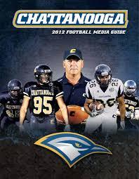 2012 Chattanooga Mocs Football Media Guide by Chattanooga ...