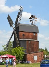 Windmühle Parey