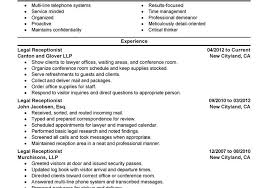 sample resumes for receptionists resume outstanding resumes for receptionist sample resume