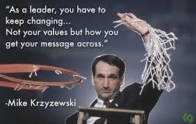 Coach Krzyzewski Quotes. QuotesGram via Relatably.com