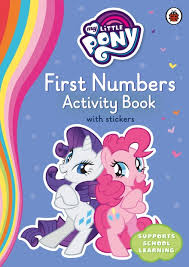 <b>My Little Pony First</b> Numbers Activity Book