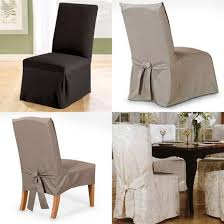 Fabric Dining Room Chair Covers Luxury Dining Room Chair Slipcovers A Home Decoration Improvement