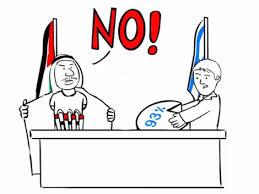 Resultado de imagen de conflicto israel palestina caricatura