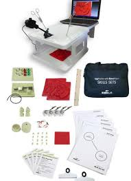 LapTrainer with SimuVision® Skill <b>Set</b> Training Package | Simulab ...