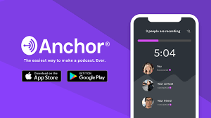 <b>Anchor</b> - The easiest way to make a podcast