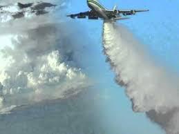 Resultado de imagen de Falso Cambio Climatico. Nubes Artificiales (Alias Chemtrails)
