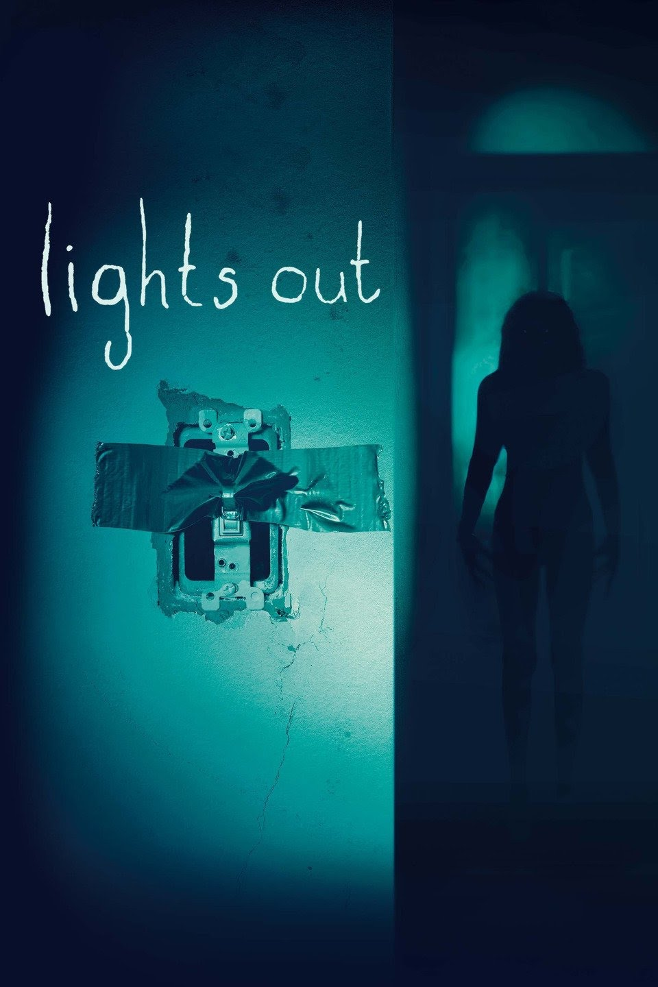 Lights Out 2016 Dual Audio ORG Hindi-English 480p 720p BluRay