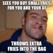 Good guy Five Guys - Imgflip via Relatably.com