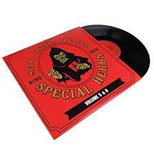 <b>MF Doom</b> - <b>MF Doom</b>: Special Herbs Volumes 5&6 Vinyl 2LP+7 ...