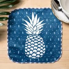<b>Салфетка</b> Доляна Ananas (<b>20х20</b> см) - купить в интернет ...