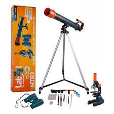 Набор <b>Levenhuk LabZZ</b> MTВ3: микроскоп, телескоп и <b>бинокль</b> ...