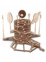 <b>Деревянный конструктор 3D</b> Planetarium (Планетарий) EWA (Eco ...