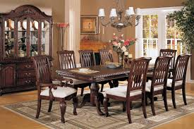 room furniture houston: furniture teak wood expandable dining table and four chair with