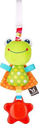 <b>Подвесная игрушка Benbat</b> Jitters Лягушка, TT133, зеленый