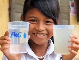 Accès à l'eau potable - Vivre mieux Walmart via Relatably.com