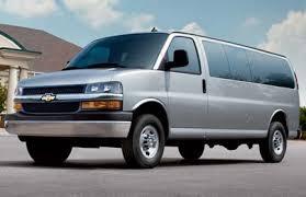 Chevy Express 1500 Passenger Van