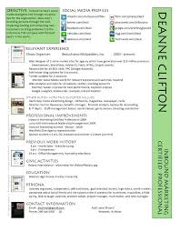 a properly formatted social media resume wont look like a traditional resume social media marketing resume sample