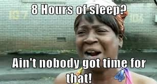 Ain't Nobody Got Time For That / Sweet Brown Memes – 20 Pics ... via Relatably.com