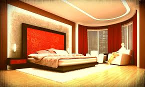 wonderful bedroom design with large bed with red king size headboard and white fub rug also bedroom large size wonderful
