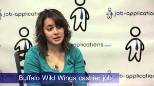 buffalo wild wings interview cashier