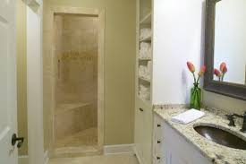 bathroom remodel small space  beautiful white biege wood glass cool design small space bathroom wal